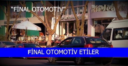 """FİNAL OTOMOTİV"""